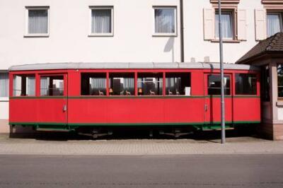 Foto degli esterni Hotel Hirsch