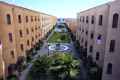 Foto del exterior de Apartamentos Turísticos Jardines Del Plaza