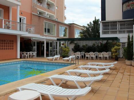 Foto de los servicios de Hotel San Luis