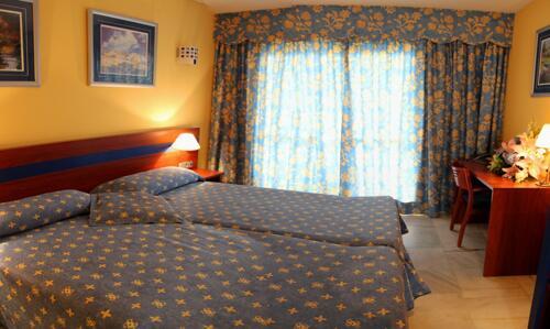 Foto di una camera da Hotel Biarritz