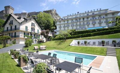 Foto de los servicios de Grand Hôtel Belfry