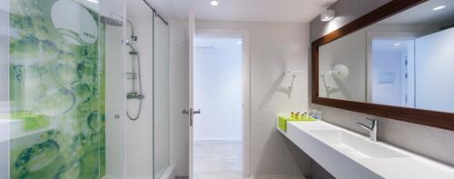 Badezimmer - Hotel Garbi & Spa Ibiza