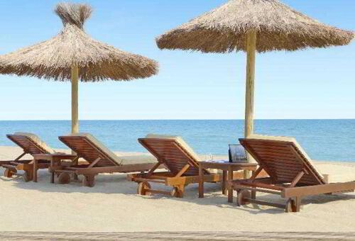 Foto del exterior de Hotel Le Meridien Ra Beach & Spa