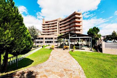 Foto degli esterni Hotel Vejo