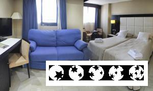 """Foto de una habitación de """"Hotel Marina D'Or Playa 4*"""""""