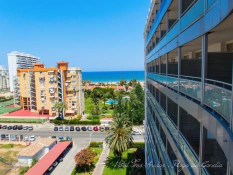 Foto del exterior de Hotel Tres Anclas