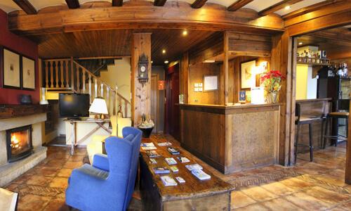Foto de las zonas nobles de Hotel Casa Cornel