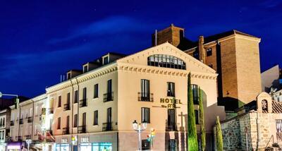Foto del exterior de YIT Mirador de Santa Ana