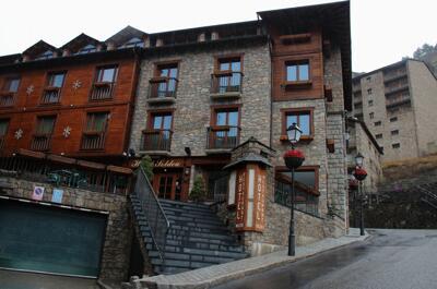 Foto degli esterni Hotel Soldeu Maistre