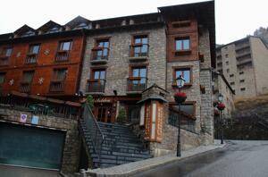 """Foto do exterior - """"Hotel Soldeu Maistre"""""""