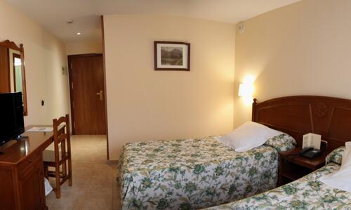 Foto de una habitación de Hotel Soldeu Maistre