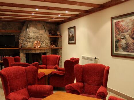 Foto de las zonas nobles de Hotel Soldeu Maistre