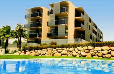 Foto do exterior - Apartamentos Paradis Village