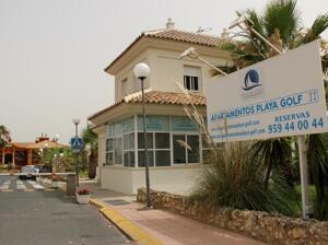 """Foto do exterior - """"Apartamentos Playa Golf"""""""