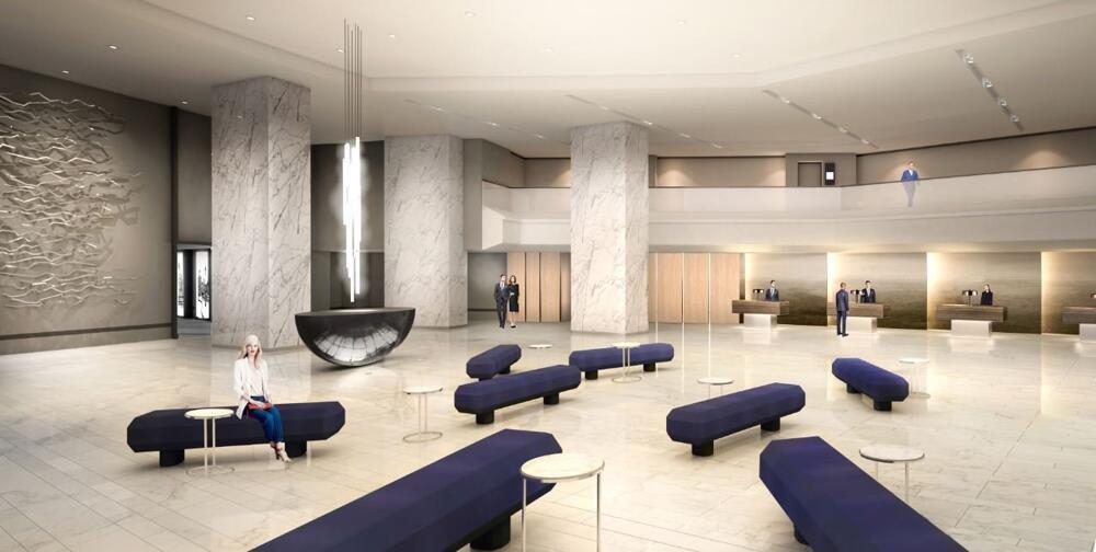 Hotel Hyatt Regency Paris Etoile Ex Concorde Lafayette