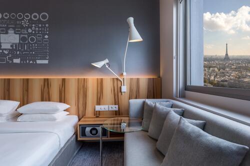 Foto de una habitación de Hyatt Regency Paris Etoile