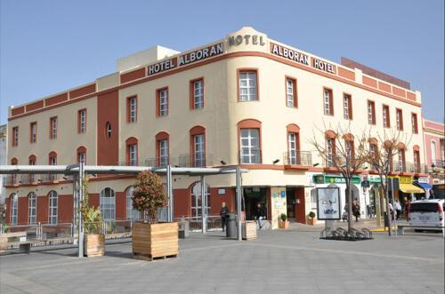 Foto del exterior de Hotel Alboran Chiclana