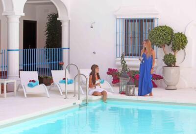 Foto de los servicios de Hotel La Fonda