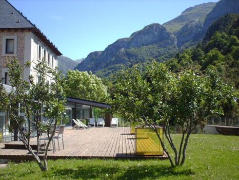 Foto del exterior de Hotel Santa Cristina