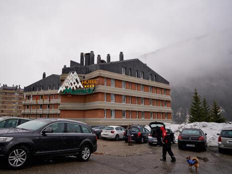 Foto del exterior de Hotel Montarto