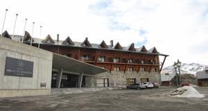 """Extérieur de l'hôtel - """"Hotel HG Alto Aragón"""""""