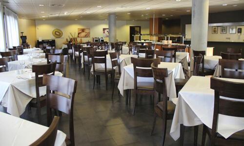 Foto de restauración de Hotel HG Alto Aragón