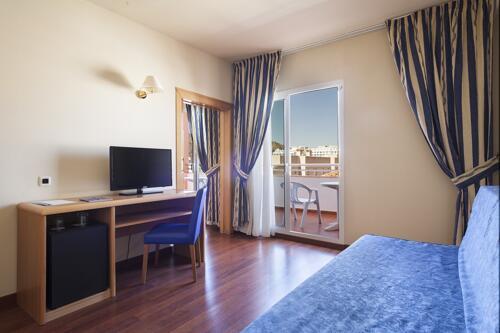 Foto de una habitación de Hotel Best Mojacar
