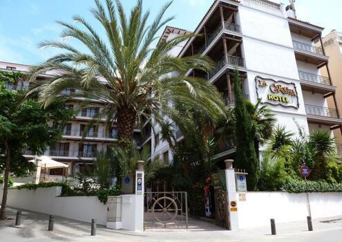 Foto del exterior de Hotel La Carolina