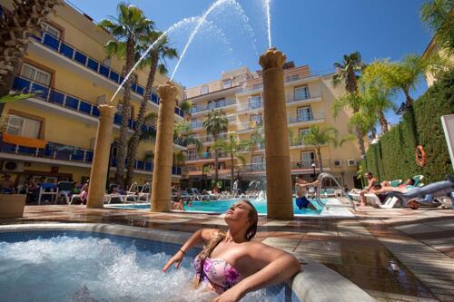 Foto del exterior de Hotel Cleopatra Spa