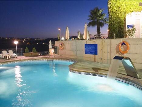 Ausstattung - Hotel Albatros Spa