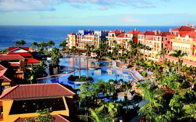 Facilities – Sunlight Bahia Principe Tenerife