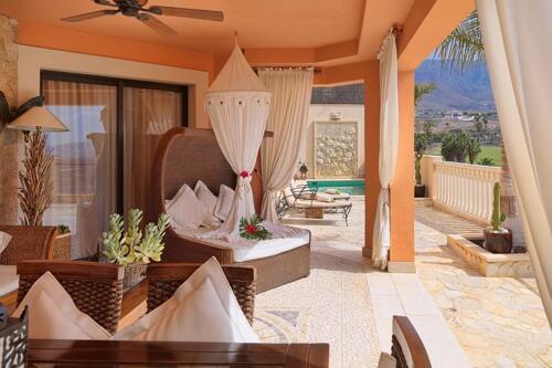 Außenansicht - Hotel Royal Garden Villas & Spa