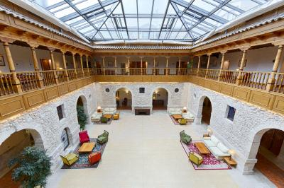 Foto de las zonas nobles de Hotel Convento Las Claras