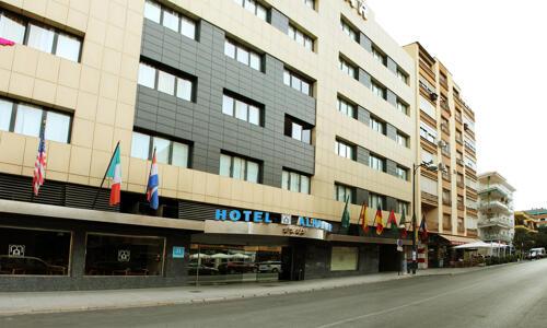 Extérieur de l'hôtel - Occidental Granada