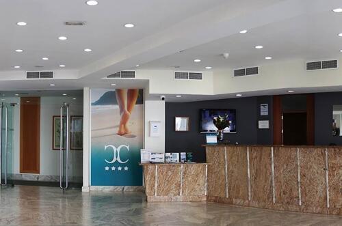 Foto delle aree comuni da Hotel Costa Conil by Fuerte Group