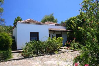 Foto del exterior de Casa Rural La Oliva