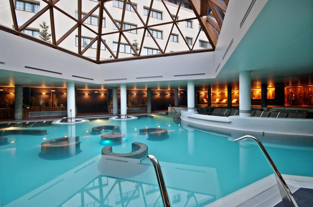 Hotel Melia Sol Y Nieve Sierra Nevada Desde 169 96 Centraldereservas Com