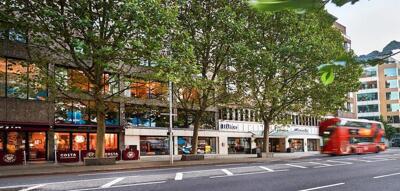 Foto del exterior de Hilton London Olympia
