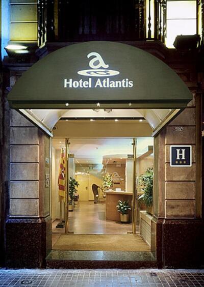 Foto del exterior de Atlantis by Atbcn