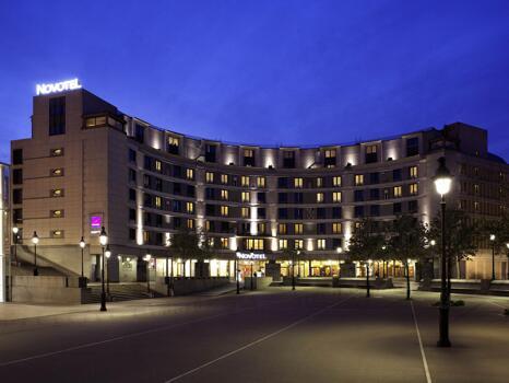 Foto del exterior de Hotel Novotel Gare de Lyon