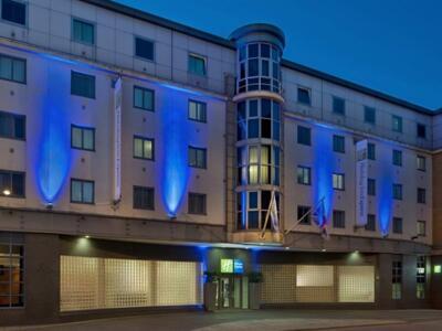 Foto del exterior de Holiday Inn Express London - City