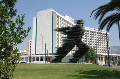 Foto degli esterni Hilton Athens