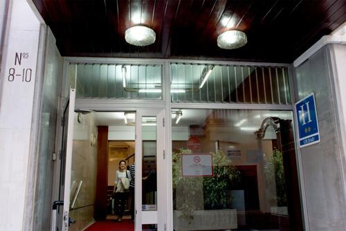 Foto del exterior de Hotel Costa De La Luz