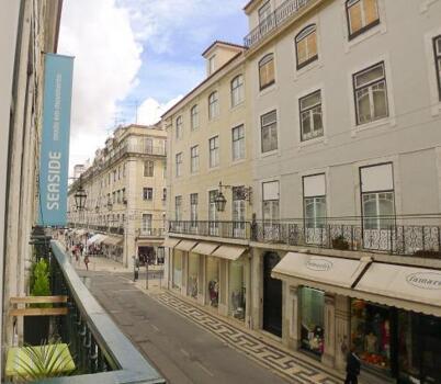 Umgebung - LV Premier Apartments Baixa- FI
