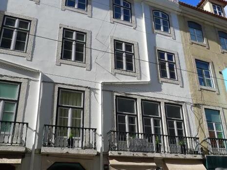 Außenansicht - LV Premier Apartments Baixa- FI