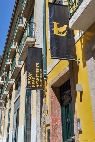 Außenansicht - Chiado Trindade Apartments   Lisbon Best Apartments