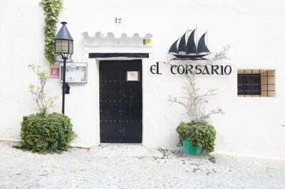 Außenansicht - El Corsario