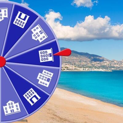 Foto degli esterni Ruleta/Roulette Hotel PortAventura 4*