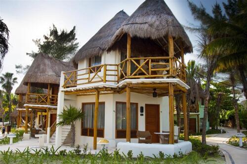Foto del exterior de Hotel Mahekal Beach Resort