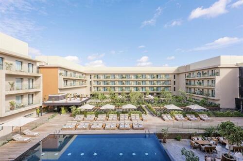 Foto de los servicios de Radisson Blu Marrakech, Carré Eden